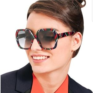 GUCCI Authentic Women's Sunglasses